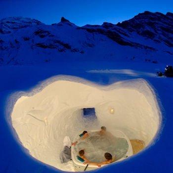 Top 20 des hôtels les plus insolites au monde